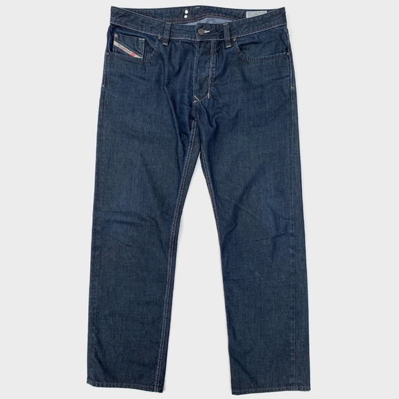 Diesel Other - Diesel Larkee Straight Leg Jeans Button Fly 36